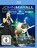 John Mayall & The Bluesbreakers and Friends - 70th Birthday Concert [Edizione: Germania]