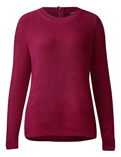 Street One Damen Pullover Rosa (Funky Pink 11019)