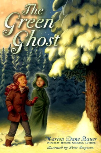 The Green Ghost (Stepping Stone Books)