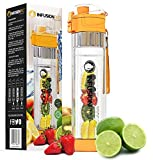 Best Outdoor Products Fruit Infused Water Bottles - Mango , 1-Pack : Infusion Pro Water Infuser Review