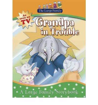Grandpa in trouble