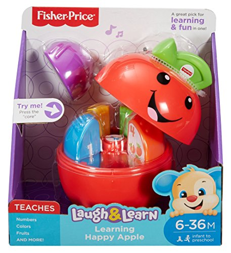 Fisher-Price DYY28 - Baby Mela Impara con Me