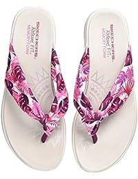 Skechers Upgrades, Sandalias de Plataforma Para Mujer