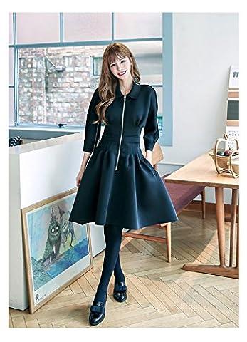 WeLove Women's A Character Skirt Space Robe en