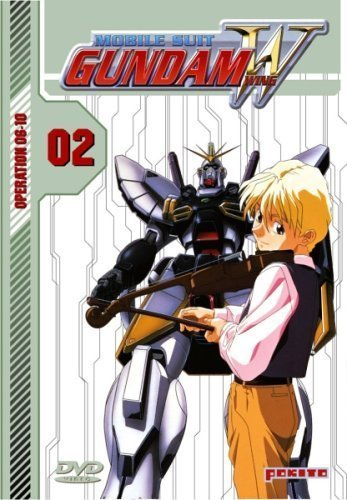 Mobile Suit Gundam Wing - Vol. 2, Episoden 06-10 (Mobile Suit Gundam Wing)