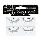 Ardell Twin Pack Lash 110, das Original, black, 1er Pack (1 x 2 Paar)