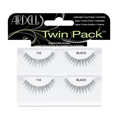 Ardell Twin Pack Lash 110, das Original, black, 1er Pack (1 x 2 Paar) -