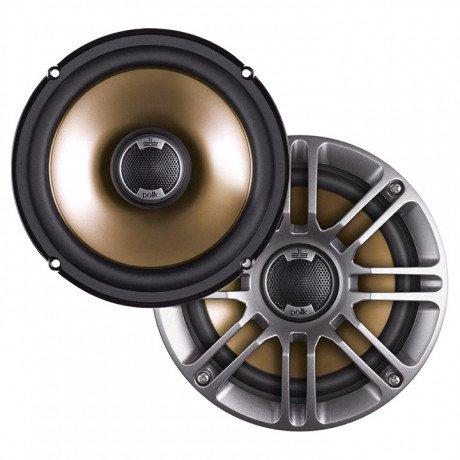 Preisvergleich Produktbild POLK AUDIO DB651Polk 16,5cm Koaxial Lautsprecher silber