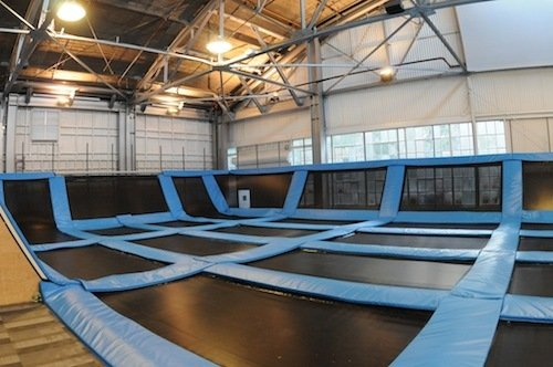 Sample Business Plan for Indoor Trampoline Park or Indoor Trampoline Arena (English Edition)