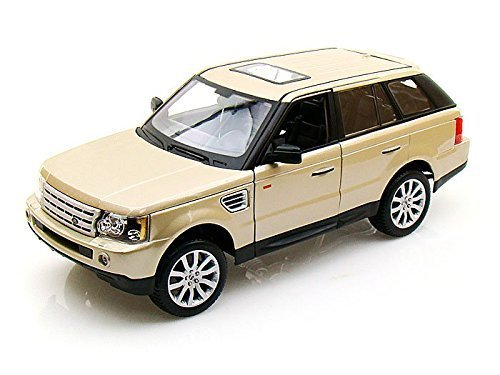 land-rover-range-rover-sport-1-18-gold-by-collectable-diecast