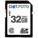 Dot.Foto 32 GB SDHC Classe 10 20 mb/s ad alta velocità - Best Reviews Guide