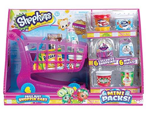 Shopkins hpke1000Mini Packungen Small Mart Shoppin 'Warenkorb -