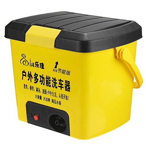 GOZAR-12V-Dc-90W-Portable-Idropulitrice-Elettrica-Detergente-Strumenti-Di-Lavaggio