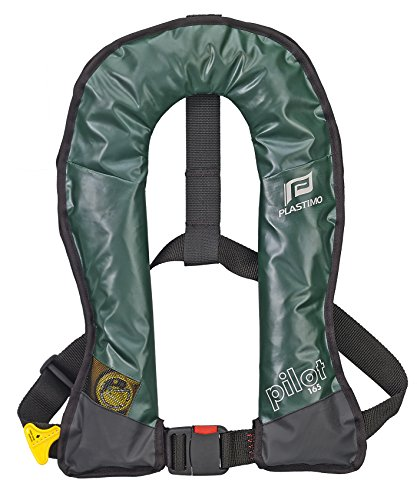 Plastimo 63760 Gilet Gonflable Mixte Adulte, Vert