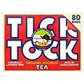 Tick Tock Original Organic Rooibos Tea Bags 80 per pack