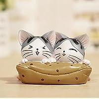 Preisvergleich für Private Cat Spardose Sparschwein mit dekorativen Ornamenten Home