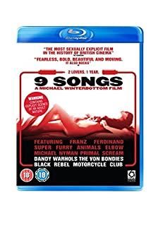 Nine Songs [Blu-ray] (B002BD9DPM) | Amazon price tracker / tracking, Amazon price history charts, Amazon price watches, Amazon price drop alerts