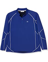 Damartsport Activbody T-Shirt Homme, Myosotis, FR : XXXL (Taille Fabricant : XXXL)