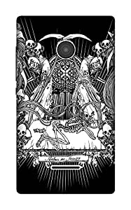 The Racoon Grip As i lay dying 3 hard plastic printed back case / cover for Microsoft Lumia 532