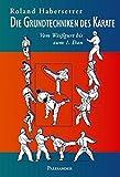Sportartikel:Die Grundtechniken des Karate: Vom Weißgurt bis zum 1. Dan
