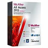 McAfee All Access 2012 1U - Seguridad y antivirus (Caja, Full, 1 usuario(s), Mac OS X 10.5 Leopard, Mac OS X 10.6 Snow Leopard, Mac OS X 10.7 Lion)