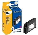 Pelikan Druckerpatrone H87 ersetzt HP CN047AE, Magenta