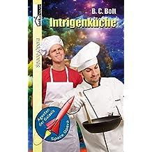Intrigenküche - Agenten der Galaxis