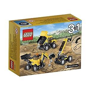 Creator 31041 - Veicoli da Cantiere 2 anni LEGO