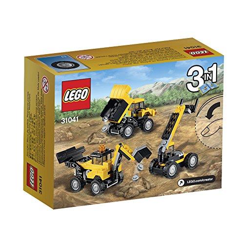 LEGO Creator 31041 - Veicoli da Cantiere