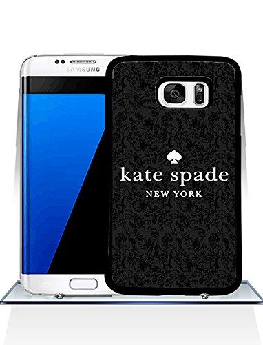 Fall-Abdeckung für Samsung Galaxy S7 Edge Kate Spade Vivid Design, Kate Spade Logo&Brand Samsung S7 Edge Hülle Schutzhülle Tasche Hard Kunststoff PC Back Protective Gift für Mädchen