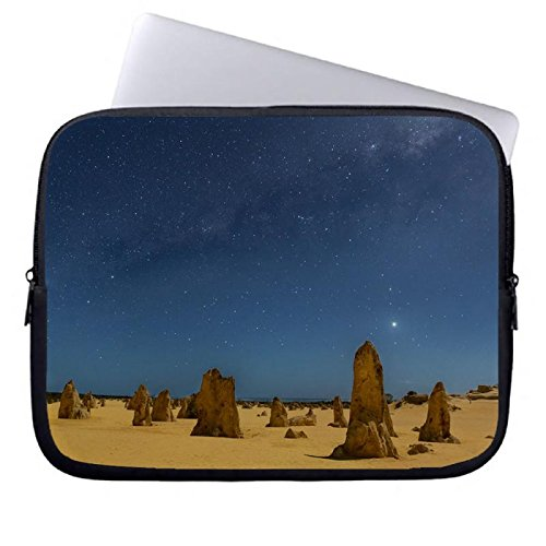 hugpillows-laptop-sleeve-bag-the-pinnacles-in-western-australia-notebook-sleeve-cases-with-zipper-fo