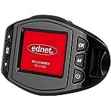 ednet Mini Dash Cam, Full HD, 12 MP, 1,5 Zoll TFT Screen, 90° Weitwinkel, Bewegungserkennungsfunktion, G-Sensor, schwarz