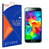 PLT24 9H Hartglas / Panzerglas für Samsung Galaxy S5 / Displayschutzglas / Tempered Glass / Panzer Glas Display Schutz Folie / Schutzglas / Echte Glas / Verbundenglas / Glasfolie