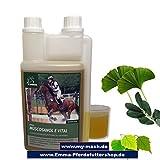 Reiskeimöl für Muskelaufbau online kaufen-1L-emma-pferdefuttershop.de