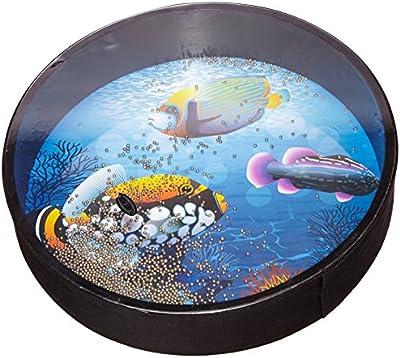 Percussion Plus - Tambor de olas (el diseño y el color pueden variar)