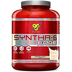 BSN Syntha-6 Edge Protein Powder, Cookies and Cream, 1.82 kg