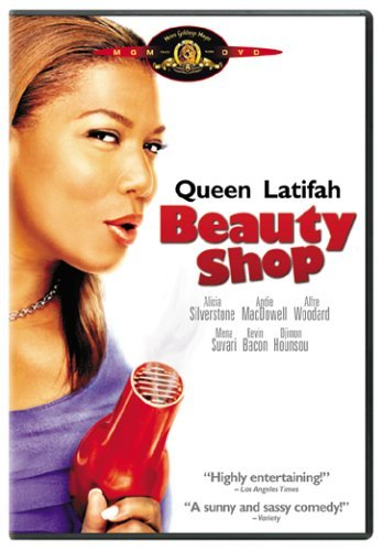 Beauty Shop by Queen Latifah (Dvd Latifah Queen)
