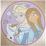 Character World Disney Frozen en forma de alfombra, Multi-color
