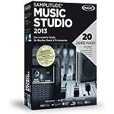 Samplitude® Music Studio 2013 (Jubiläumsaktion inkl. 12 GB Independence Basic Sound Library)