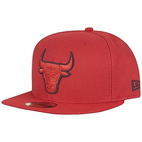 New Era 59Fifty DIAMOND TECH Cap - Chicago Bulls