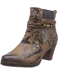 Amazon.es: botines cafes de mujer - Zapatos: Zapatos y ...