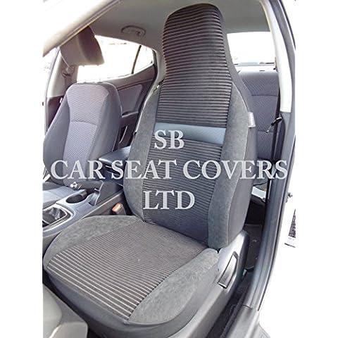 Para adaptarse a un Ford Gt, asiento de coche cubre–Rossini vantoni, 2cubiertas de asiento