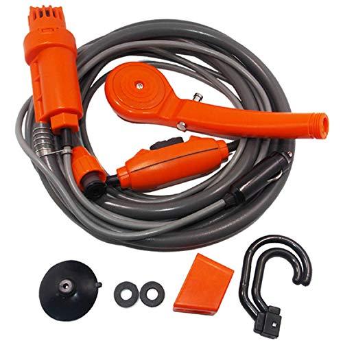 SNOWINSPRING Hochdruck Auto Wasserpumpe 12 V Autopflege Auto Caravan Elektrische Dusche Tragbare Waschmaschine Autoteil Waschwerkzeug