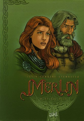 Merlin : Coffret 4 volumes : Tomes 5 à 8