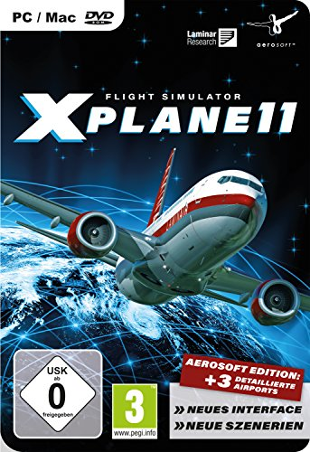 X-Plane 11 (PC+Mac) X-games
