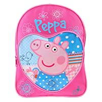 Peppa Pig Backpack Love Heart Children