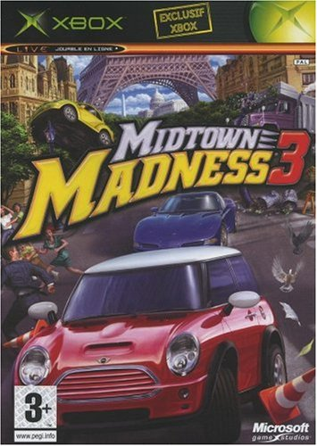 Midtown Madness 3 (version francaise)