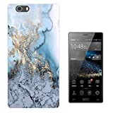 003228 - Fun Bloggers Marble Effect Design Elephone M2