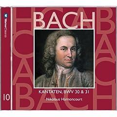 """Cantata No.31 Der Himmel lacht! die Erde jubilieret BWV31 : VII Recitative - """"Weil denn das Haupt sein Glied"""" [Boy Soprano]"""
