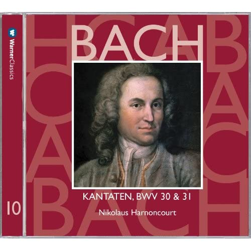 Cantata No. 30 'Freue dich, erlöste Schar', BWV 30: V. Kommt, ihr angefochtnen Sünder (Counter-Tenor)
